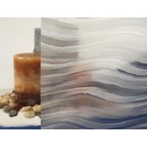 "Clear Sedimentary Static Cling Window Film, 36"" Wide x 9 ft - $65.84"