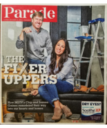 The Fixer Uppers Chip & Joanna Gaines @ PARADE Magazine Oct 2016 - $2.95