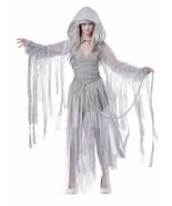 Haunting Beauty Halloween Costume Adult Womans Large 10 - 12 Ghost - $59.99