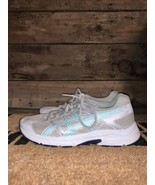mASICS GEL-Contend 5 Mid Gray Icy Morning sz 7.5 - $29.70