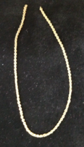 ATOCHA / SANTA MARGARITA GOLD CHAIN 183 LINKS 1622 SHIPWRECK TREASURE FI... - $6,750.00