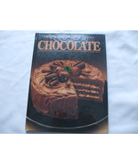 Chocolate Hardcover Book By Better Homes and Gardens  - $19.99