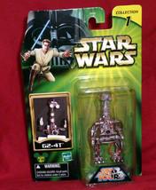 Star Wars 2002 Disney Star Tours G2-4T Figure New on card - $14.95