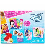 Disney Princess© 4-in-1 game set w - $13.99