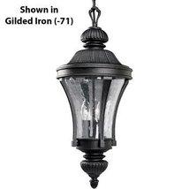 Progress Lighting P5538-77 3-Light Nottington Hanging Lantern, Forged Br... - €308,87 EUR