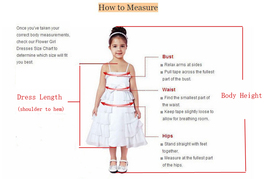 Stunning O-Neck Flower Girls Dress Short Sleeve Kids Formal Women Dresses 2018  image 5