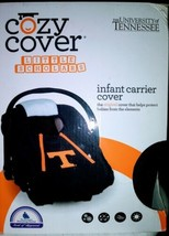 New in Box Cozy Cover. University of Tennessee Infant Carrier Cover. - $9.90