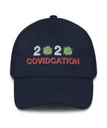 2020 COVIDCATION Dark Caps - $25.99+