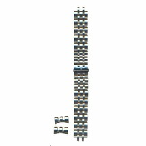 "Swiss Army Brand 17mm Stainless Steel Metal Alliance Chrono Watch Band ""000656"" - $160.00"