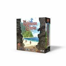 Portal Games Robinson Crusoe Adventures on the Cursed Island Board Game - $45.25