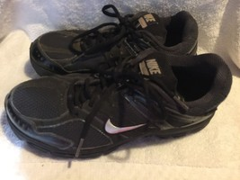 Used/Worn Nike Structure 13 GTX Womens size 8 Running shoes black - $19.79