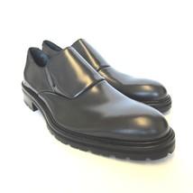 Nuevo Zegna Us Zapatos Piel Mocasines Oscuro L 3945200 10 Marcado 11 Gris 5Snwnfq