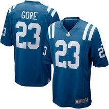 Nike Indianapolis Colts Frank Gore Men's Sm Jersey Royal Blue NWT - $71.03