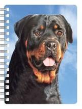 Rottweiler 3D Notebook - $5.23