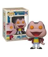 Disneyland 65th Anniversary Mr. Toad Spinning Eyes POP Figure Toy #814 F... - $8.79