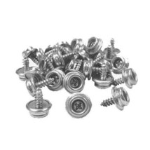 "1000 QTY. C.S. Osborne & Co. SS-Screw Studs, Stainless Steel, 5/8"" Length - $441.16"