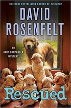 Rescued: An Andy Carpenter Mystery (An Andy Carpenter Novel) - $15.24