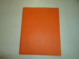 2000 Honda XR200R Set Up Instructions Manual Minor Wear Oem Factory Deal - $14.25