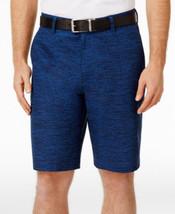 Greg Norman Blue Socket Rapid Dry Flat Front Shorts - Size 30 - $19.95