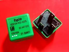 V23134-K52-X375, 12V/40A DC Relay, TYCO Brand New!! - $5.95