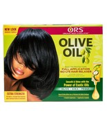 ORS Olive Oil Built-In Protection No Lye Relaxer for Coarse Hair Extra S... - $11.83
