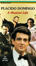 Domingo: Musical Life [VHS] [VHS Tape] - $5.94