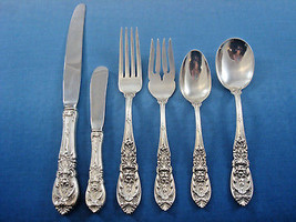 Richelieu by International Sterling Silver Flatware Set for 12 Service 7... - $4,950.00