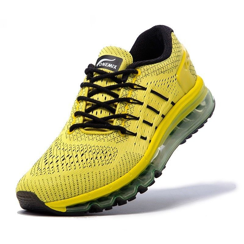 Men Running Breathable Sport Shoes Cool Light Jogging Walking Sneakers Shoes