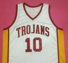 De Mar De Roz An Usc Trojans White College Jersey Any Size Free Wwjd Bracelet - $29.99