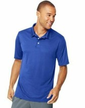 Hanes Cool DRI Men's Short Sleeve Polo Shirt - 6 COLORS - S-3XL - $20.99+