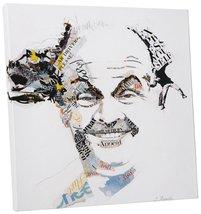 "Pingo World 0713QXC2ODM ""Ines Kouidis Jack Nicholson Monroe"" Gallery Wra... - $89.05"