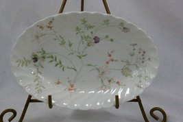 "Wedgwood 1993 Campion Oval Small Tray 7"" - $55.43"