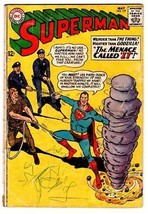 "Superman #177 Comic Book 1965-DC COMICS-MENACE Called ""It"" - $23.96"