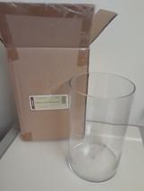 Longaberger Large Trellis Glass Hurricane Replacement #90396 - $21.73