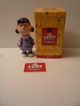 "2000 Hallmark Peanuts Gallery Limited Edition Lucy 6"" Porcelain Figure MIB - $28.71"