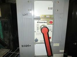 GE PowerBreak TPMMF768 2500A Frame Rated at 2000A 600V MO/FM Breaker Used E-ok - $5,400.00