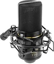 MXL 770 Cardioid Condenser Microphone - $91.18