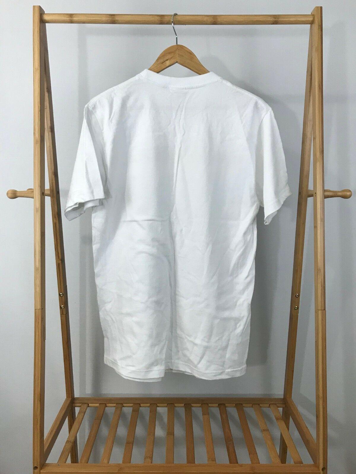 VTG Ocean Bay Men's Obama The Dream Is Now Reality Rap Short Sleeve T-Shirt Sz M