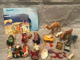 CLEARANCE PLAYMOBIL 4 SETS FARM, NATIVITY, ROCK STAGE AND MORE FARM NOT ... - $89.05
