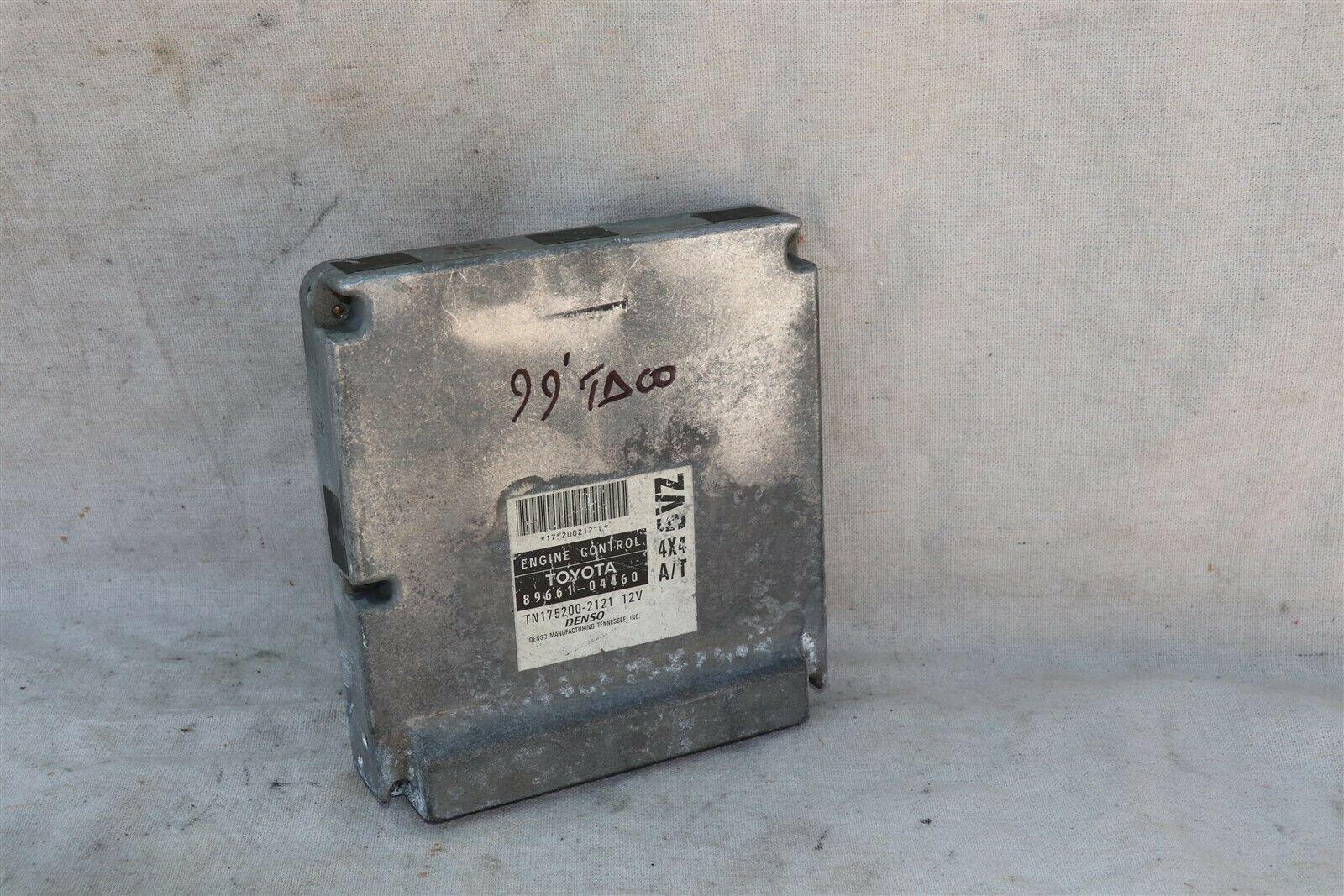 Toyota 4x4 a/t 5VZ 3.4l ECM ECU PCM Engine Control Module Computer 89661-04460