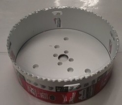 "Milwaukee 49-56-9655 5-3/4"" HOLE DOZER Hole Saw USA - $41.58"