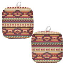 Native American Pattern All Over Pot Holder (Set of 2) - $18.95