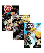 DEMON SLAYER KIMETSU NO YAIBA English MANGA Series by Koyoharu Gotouge B... - $29.99