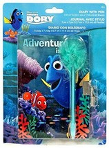 Disney Finding Dory Nemo Diary With Lock Keys and Pen Set - $5.89