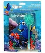 Disney Finding Dory Nemo Diary With Lock Keys and Pen Set - $5.89