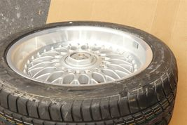 "BMW E39 540i 530i 525i 528i 535i 17"" Spare Wheel Rim Tire 2pc BBS Deep Dish ""NEW image 3"