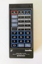 PIONEER CU-V113A Laser Disc Remote CLDV2400 CLDV2600 CLDV2800 LDV2200 B16 - $14.99