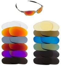 Lenti di Ricambio per Oakley Juliet Occhiali da Sole Antigraffio Multi-C... - $12.42