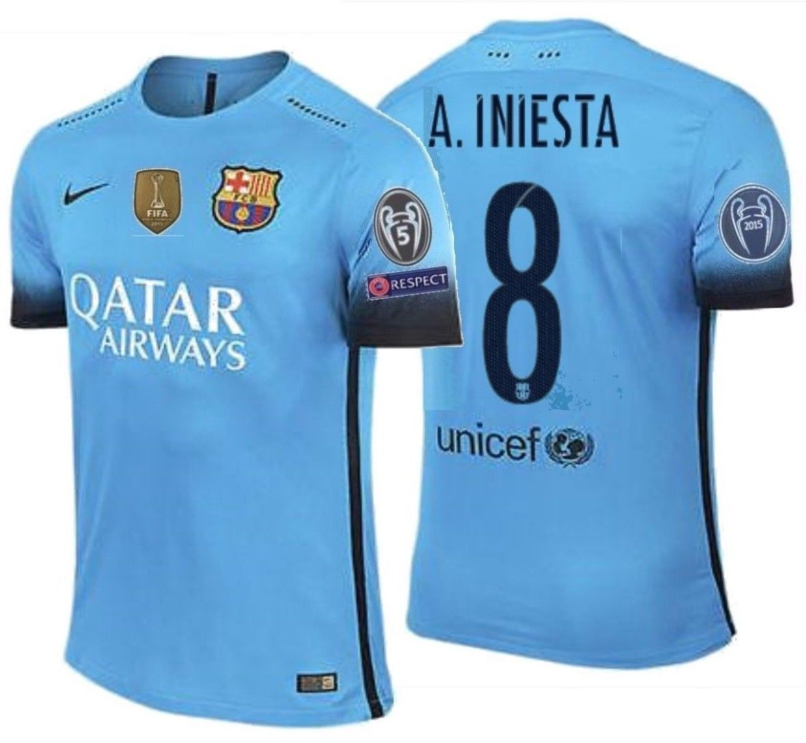 Nike Andres Iniesta Fc Barcelona Authentic and 50 similar items. 57 f488a69c0