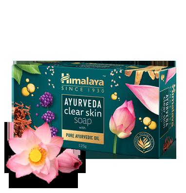 Himalaya Ayurveda Clear Skin Soap - 125g